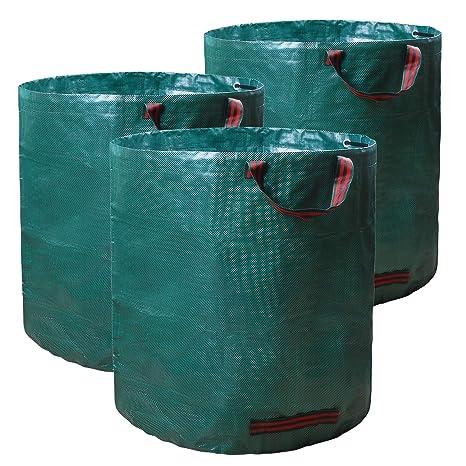 TINA - Bolsas de Basura para jardín (3 Unidades ...