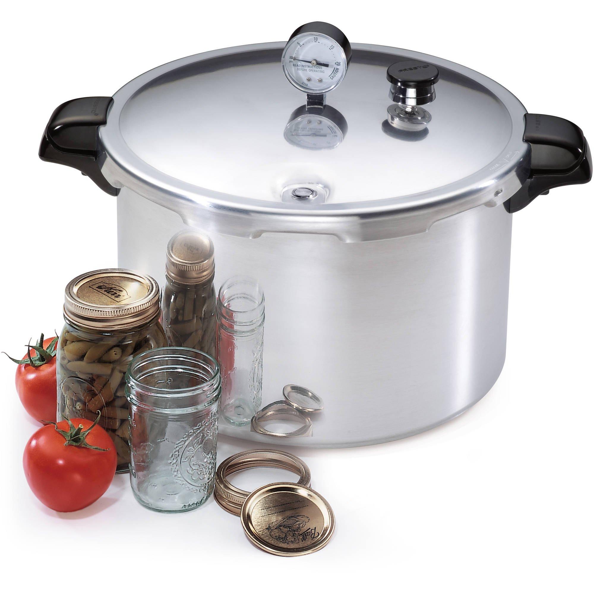 Presto Pressure Canner and Cooker (16-Quart)
