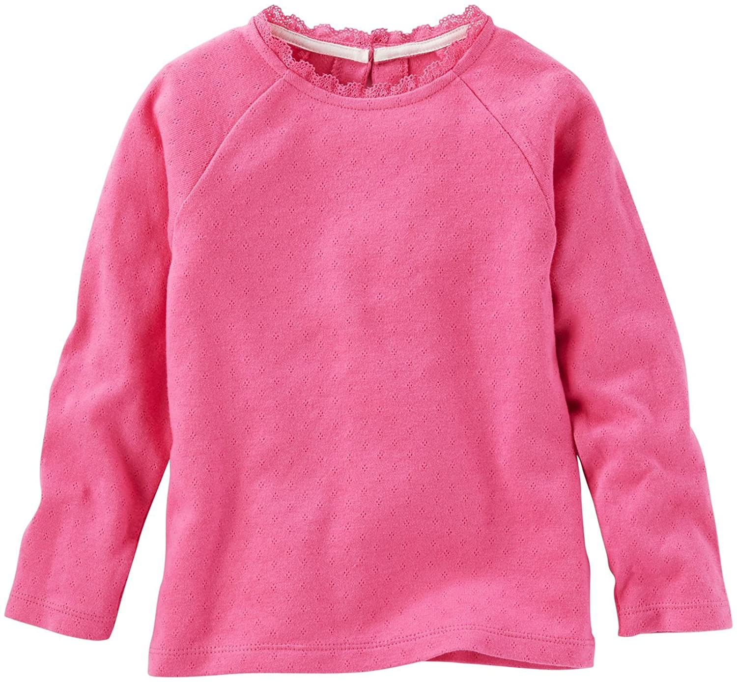 OshKosh Girls Knit Fashion Top 21424012 Pink 2T OshKosh BGosh 21424012-Pink-2T