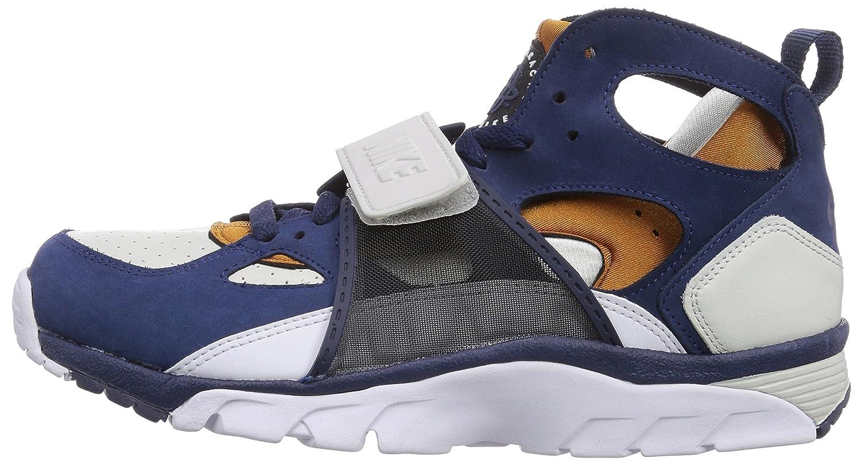 Nike Air Trainer Huarache Premium, Men's Training Shoes, Multicolour (Light  Bone/mid Navy-gngr-White 001), 9 UK (44 EU): Amazon.co.uk: Shoes & Bags