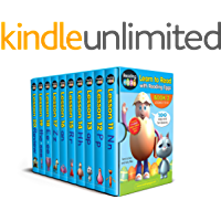 Learn to Read with Reading Eggs Box Set 2: Lessons 11–20 (US version) (Learn to Read with Reading Eggs Box Set (US…