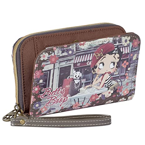 Billetero Betty Boop Cafe Paris pequeño