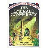 The Emerald Conspiracy (Usborne Puzzle Adventures, No 18)