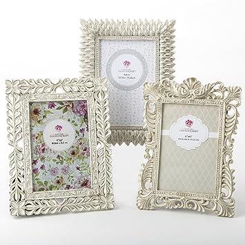 Amazon.com - Vintage Baroque Ornate Antique Picture Frames ~ Set of ...