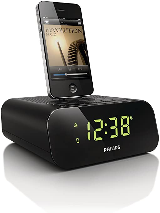 Philips AJ3270D/37 - Radio (Reloj, Digital, FM, 87,5-108 MHz, 2 W, 5 dígitos): Amazon.es: Electrónica