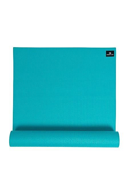 YogaStudio - Esterilla de Yoga (6 mm de Grosor)