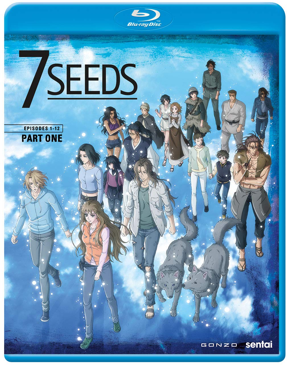 7 Seeds Part 1 Blu-ray (Dual Audio)