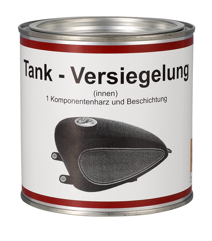 WAGNER Ré sine mono composant pour le traitement de ré servoirs - 072500 - 500 ml WAGNER Spezialschmierstoffe GmbH & Co. KG
