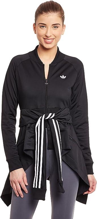 veste adidas femmes noir