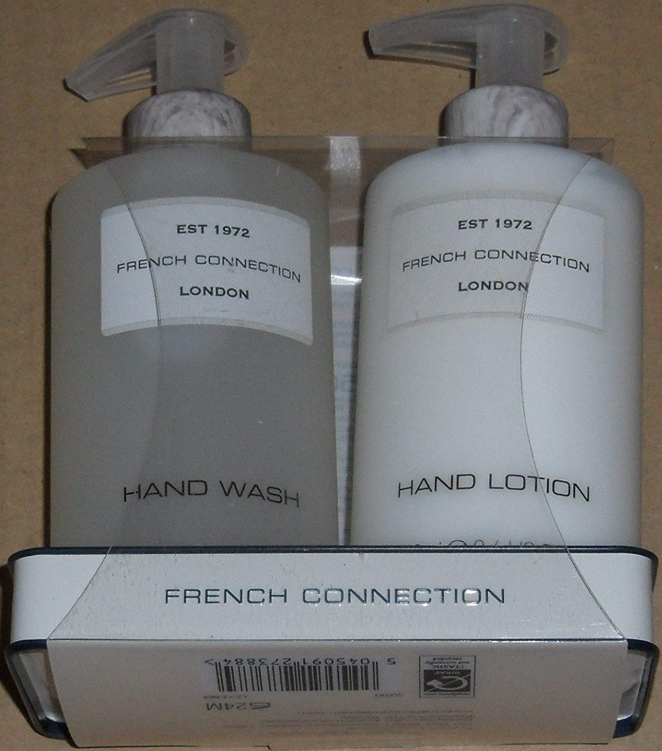 French Connection Hand Wash And Lotion Care Collection Bri Yardley London Edt 125 Ml Gift Set Health Personal