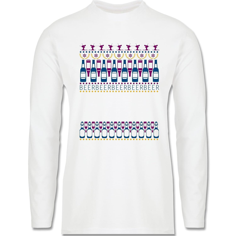 Après Ski - Apres Ski Sweater - Longsleeve / langärmeliges T-Shirt für Herren