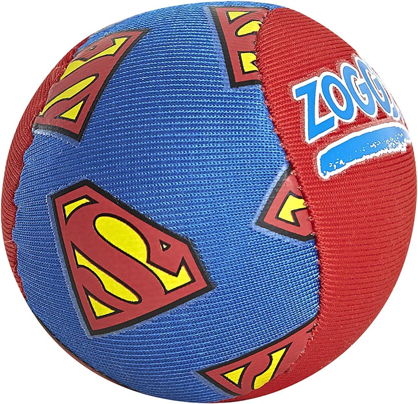 Zoggs Supereroe Bambini Monopattino-BATMAN//SUPERMAN//WONDER WOMAN 35 CM x 26.5 cm