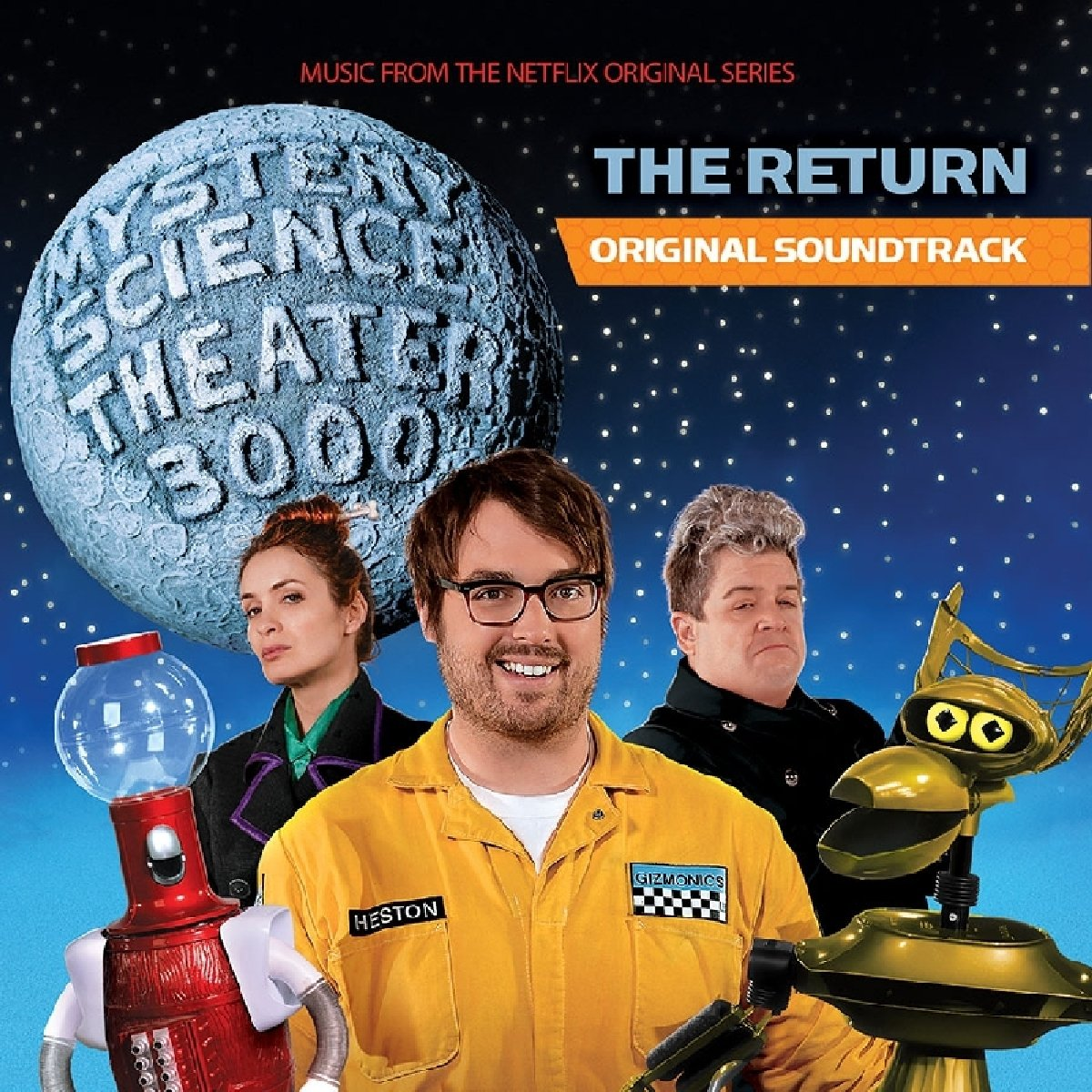O.S.T. - Mistery Science Theater 3000 (Lp - The Return