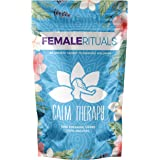 Female Rituals - Calm Therapy (2 Ounce) - Yoni Steam Herbs for Cleansing - Use with Our Yoni Steam Seat for Toilet
