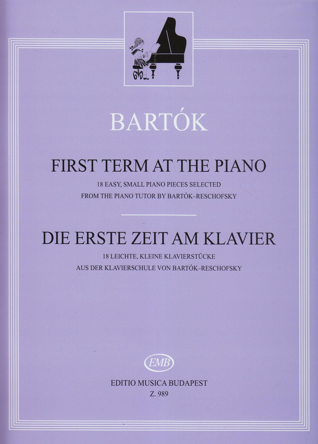 Die Erste Zeit am Klavier. Klavier
