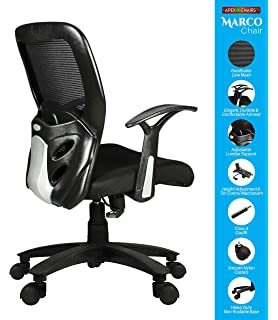 03c9ce2a6 APEX AM-5023 Sigma Medium Back Office Chair  Amazon.in  Home   Kitchen