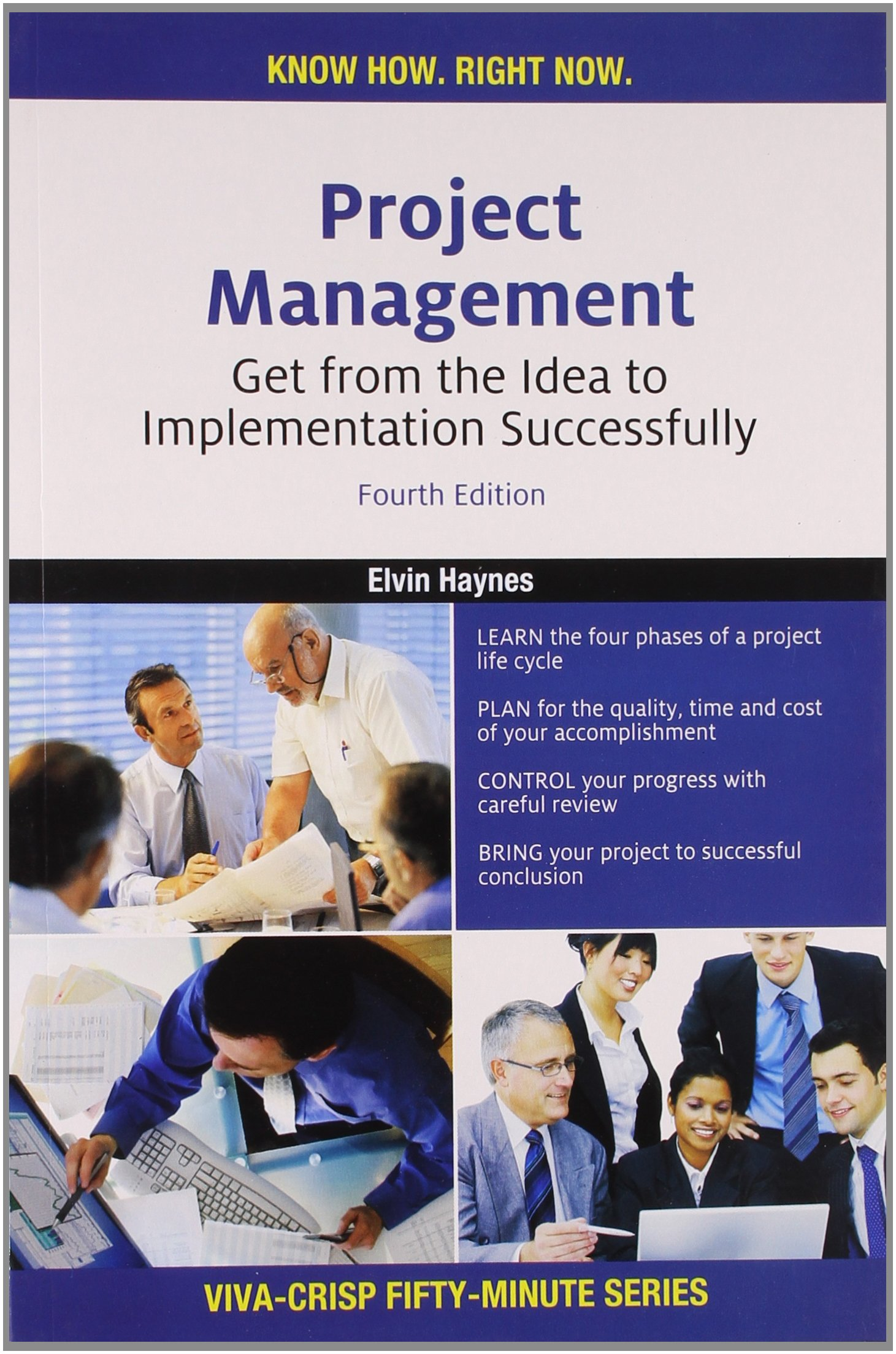 Project Management: Get from the Idea to Implementation Successfully pdf epub