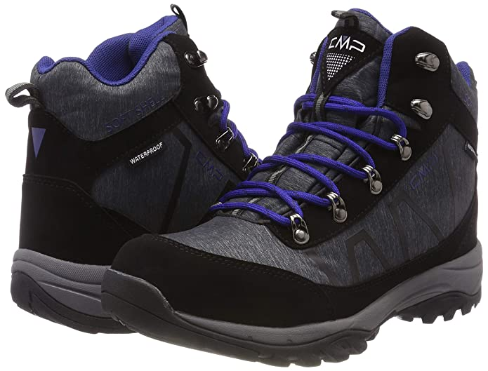 CMP Herren Trekking Outdoor Schuhe Wanderschuhe Soft Naos Waterproof