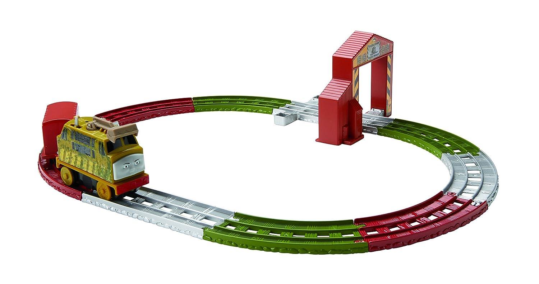 Thomas & Friends Fisher-Price Motorized Railway, Dieselworks Starter Set