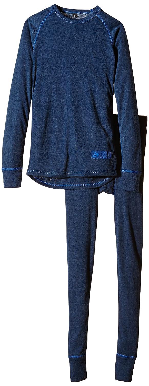Twentyfour Completo intimo termico Aktivio, per intensa attività sportiva Bambino, Blu (Marine), 152 cm 428418