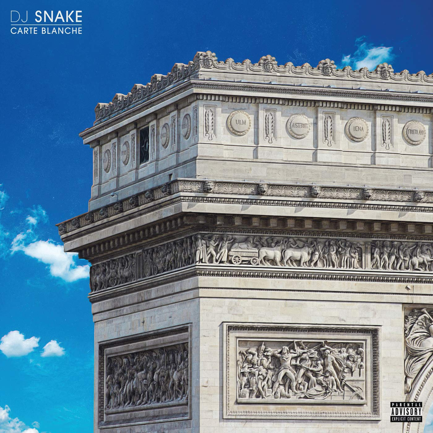 dj snake carte blanche DJ Snake, Various Artists   Carte Blanche   Exclusive Limited