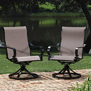 TOUGH DURABLE SUPER COMFY Lightweight, Sturdy And Rust Free Aluminum  Weather And Chlorine Resistant