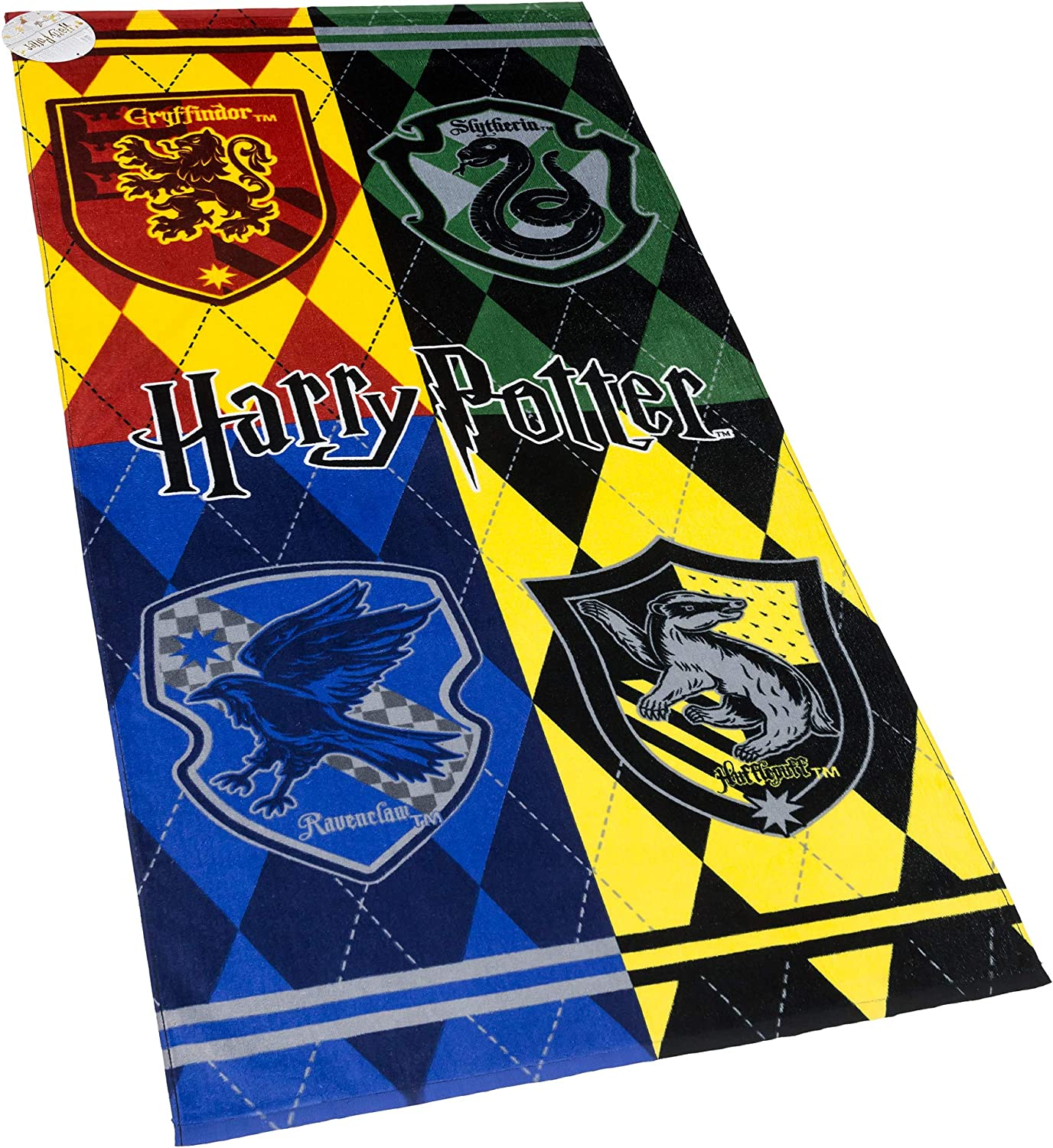 Warner Bros Harry Potter Beach Towel 28 x 58
