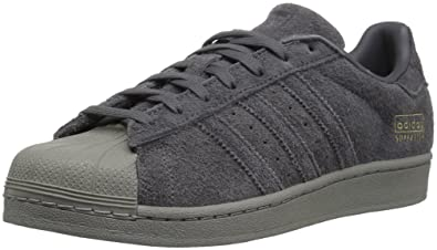 Adidas OriginalsBZ0199 - Superstar Homme, Gris (Grey Five/Utility Black/Utility Black