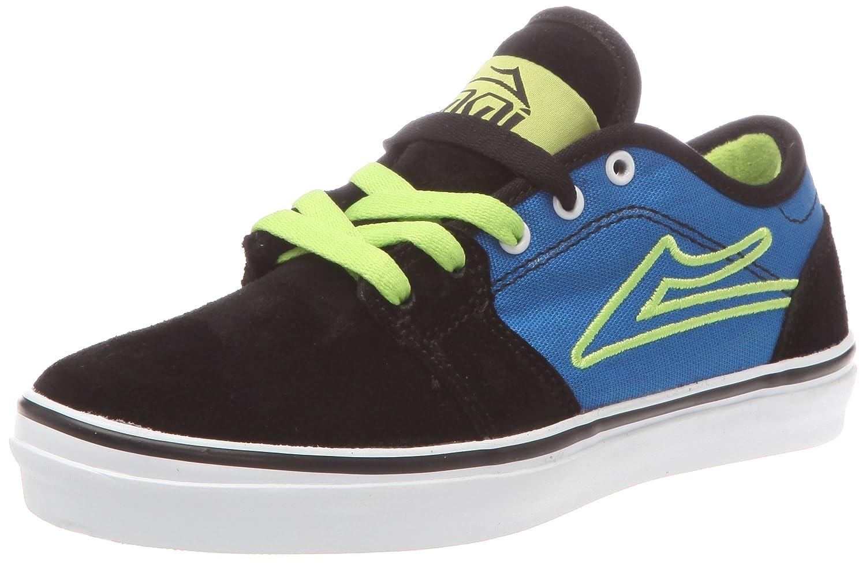 Lakai Judo Kids Ks1120206a00, Herren Sneaker, Schwarz (black Blue Suede A0009), Eu 32 (us 1)