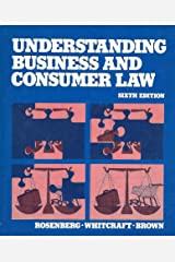 Understanding Business and Consumer Law Hardcover