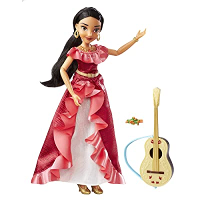 Disney Princess My Time Singing Elena of Avalor Doll: Toys & Games