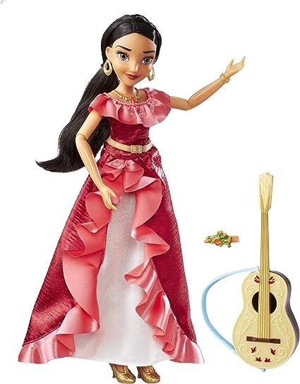 Disney Princess Elena Of Avalor My Time Singing Doll B7912