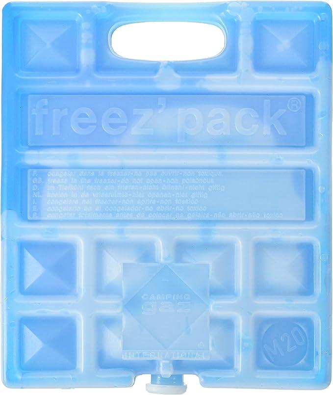 Campingaz M20 Acumulador Frio, Unisex, Azul, 17 x 3 x 20 cm