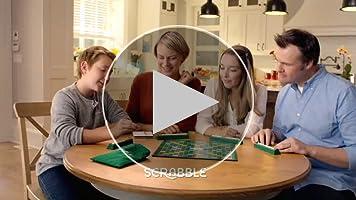 Mattel Games - Scrabble Original, Juegos de Mesa (Mattel Y9594 ...