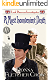 A Most Inconvenient Death (Lord Danvers Investigates Book 1)