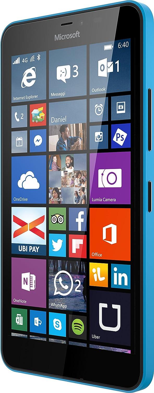 Microsoft Lumia 640 XL LTE - Smartphone libre Windows Phone (pantalla 5.7
