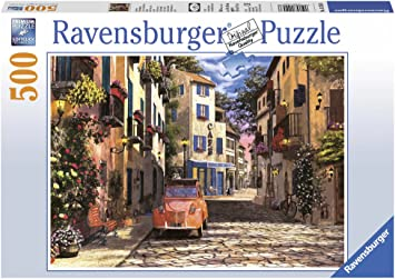 Ravensburger Puzzles - In the Heart of Southern France, Multi Color (500 Pieces)