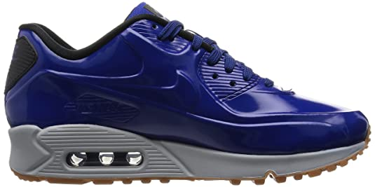 check out 6eb5b df81c Amazon.com   Nike air max 90 VT QS Mens Trainers 831114 Sneakers Shoes (12  M US, deep Royal Blue Wolf Grey 400)   Fashion Sneakers