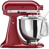 Amazon Com Kitchenaid Ksm75wh Stand Mixer 4 5 Qt White Electric Stand Mixers Kitchen Dining