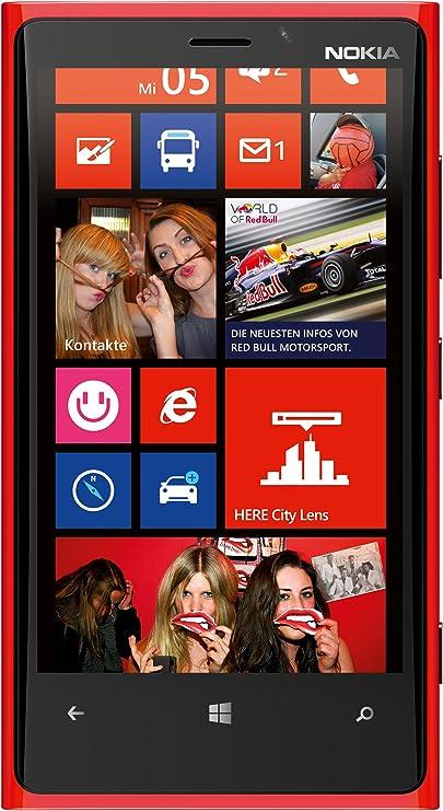 Nokia Lumia 920 - Smartphone Libre Windows Phone (Pantalla 4.5