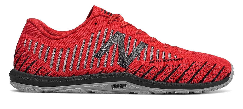 (ニューバランス) New Balance 靴シューズ メンズトレーニング Minimus 20v7 Trainer Red with Castlerock レッド キャッスルロック US 8 (26cm)   B078V4GND9