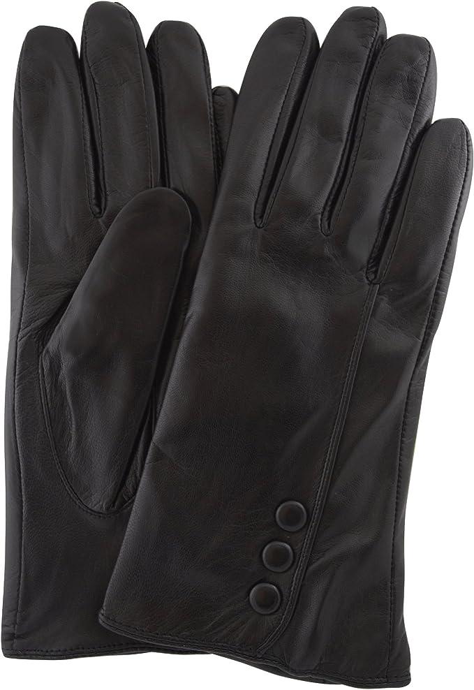 SNUGRUGS Premium Soft Leather Glove Guanti Uomo