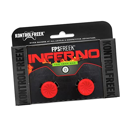 2 opinioni per KontrolFreek- FPS Freek Inferno (Xbox One)- [Edizione: Spagna]