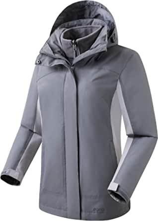 Camping & Hiking - Women 3-in-1 Jackets Women