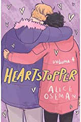 Heartstopper Volume Four Kindle Edition