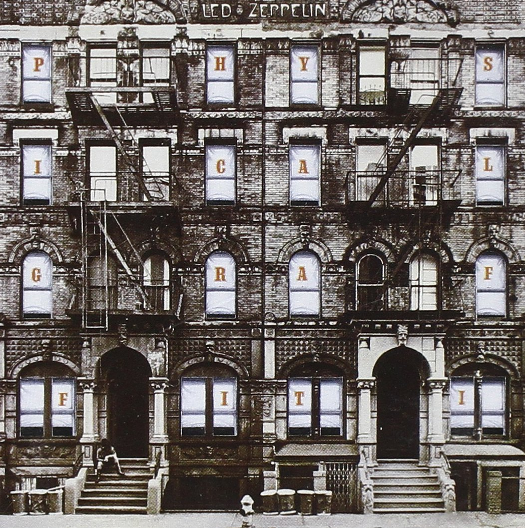 Image result for led zeppelin physical graffiti