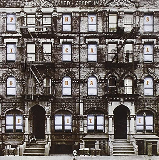 Physical Graffiti - Led Zepellin