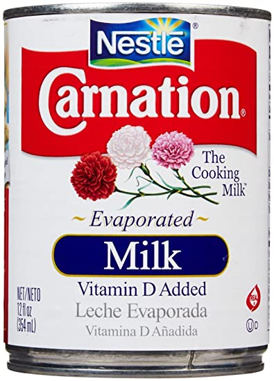 Carnation Evaporated Milk Can - Vitamin D Added - 12 oz