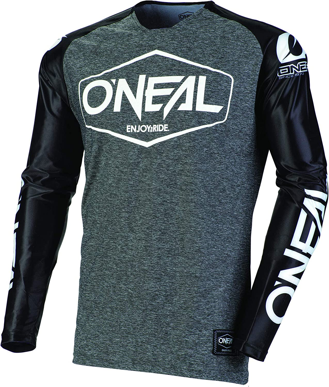 ONeal Youth Boys Mayhem Hexx Motocross Jersey /& Pants Combo Black