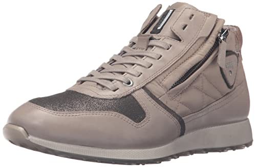 aaac287b82b922 Ecco Damen Sneak Ladies High-Top  Amazon.de  Schuhe   Handtaschen
